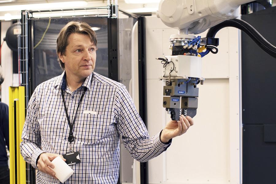 FieldLab auttaa Pirkanmaan pk-yrityksiä Teollisuus 4.0 -aikaan