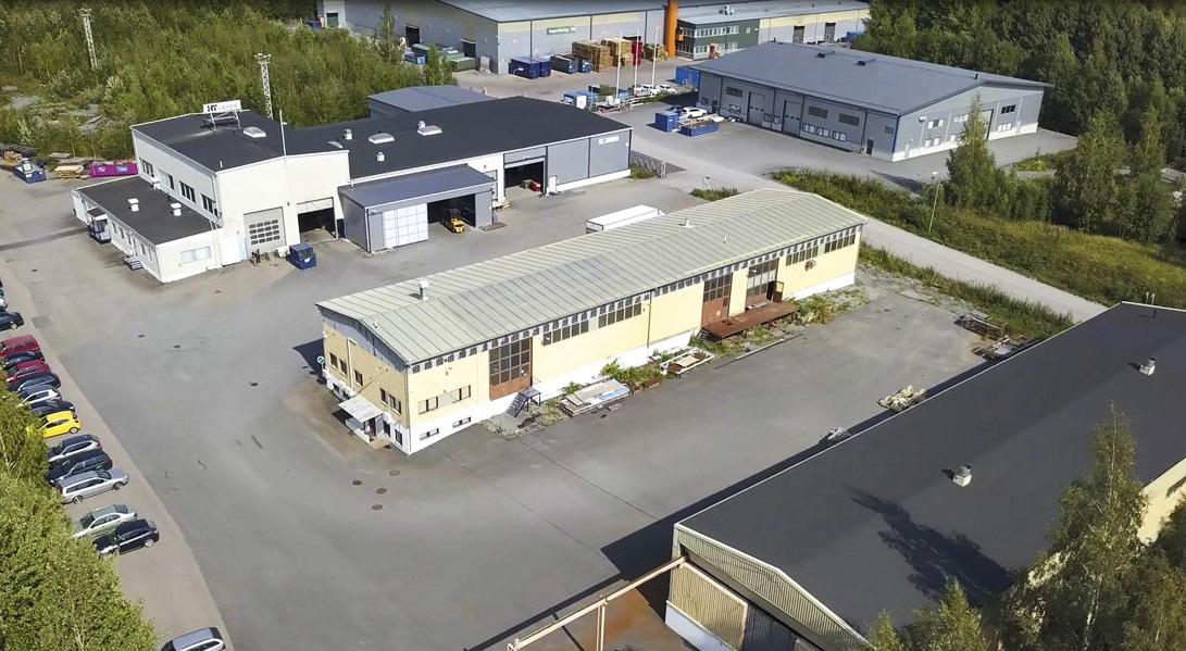 HT Laser investoi Tampereen tuotantoyksikköönsä
